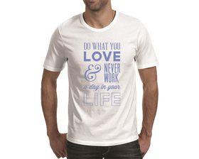OTC Shop Do What You Love Men's T-Shirt - White