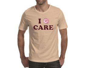 OTC Shop Donut Care Men's T-Shirt - Beige