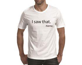 OTC Shop I Saw That Men's T-Shirt - White
