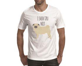 OTC Shop I Shih Tzu Not Men's T-Shirt - White