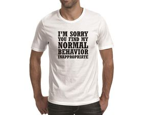 OTC Shop I'm Sorry Men's T-Shirt - White