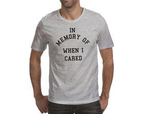 OTC Shop In Memory Men's T-Shirt - Grey Heather