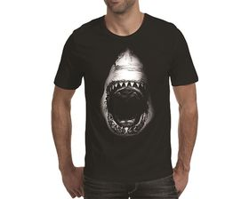 OTC Shop Jaws Men's T-Shirt - Black