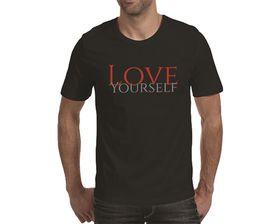 OTC Shop Love Yourself Men's T-Shirt - Black