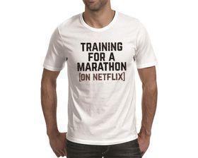OTC Shop Marathon Men's T-Shirt - White