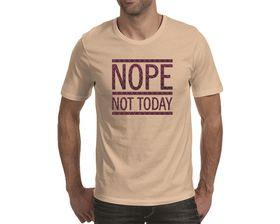 OTC Shop Not Today Men's T-Shirt - Beige