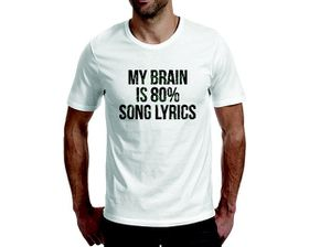OTC Shop Song Lyrics Men's T-Shirt