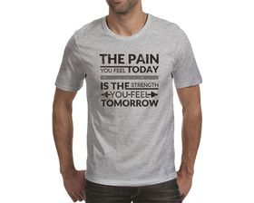 OTC Shop The Pain You Feel Men's T-Shirt - Grey Heather