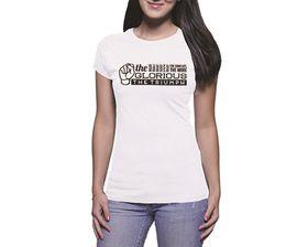 OTC Shop The Triumph Ladies T-Shirt - White