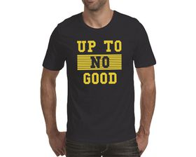 OTC Shop Up to No Good Men's T-Shirt - Navy