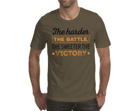 OTC Shop Victory Men's T-Shirt - Khaki