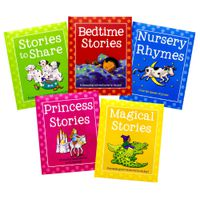 Padded Book Story Collection