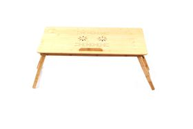 Multi-Functional Eco Friendly Bamboo Laptop Table (Large) 3.16KG