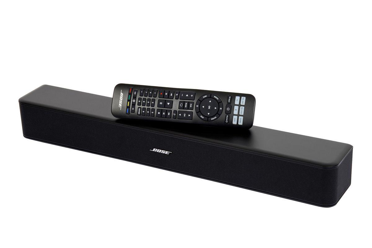 bose solo 5 tv sound system daftar harga terkini dan. Black Bedroom Furniture Sets. Home Design Ideas