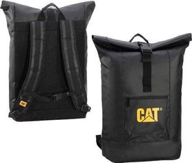 CAT Arches Toll Top Backpack - Black