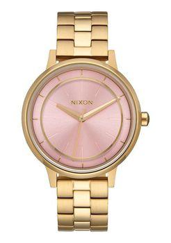 Kensington Light Gold / Pink Mens Watch - A0992360-00