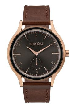 Sala Leather Rose Gold / Burgundy Watch - A9952362-00