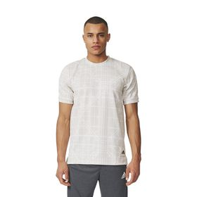 Men's adidas Graphic Tee Dna Allover