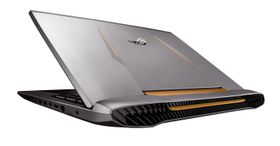 Asus G-Series ROG G752VY-GC169T FHD i7-6700HQ 17.3'' Gaming Notebook - Silver