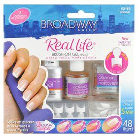Broadway Real Life Brush-On Gel
