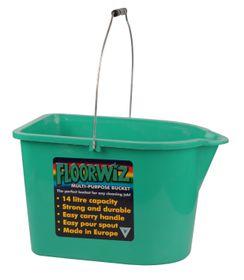 Floorwiz - Pro Bucket - Green