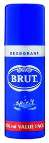 Brut Spirit Body Spray 200ml