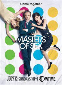 Masters of Sex Season 3 (DVD)