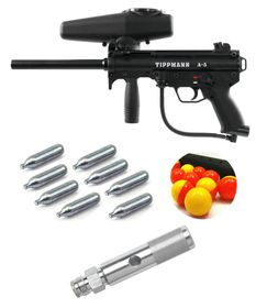 Tippmann A-5 Paintball Kit -  0.68 Calibre