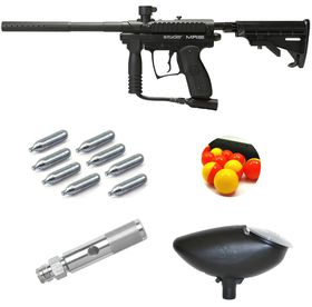 Spyder Mr100 Pro Paintball Kit - 0.68 Caliber