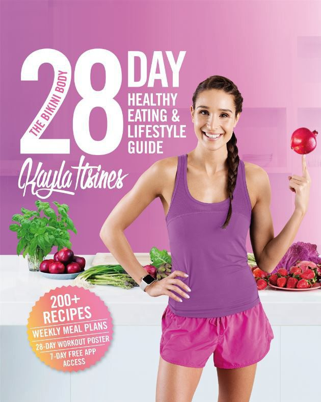 The bikini body 28 day healthy eating lifestyle guide buy online the bikini body 28 day healthy eating lifestyle guide loading zoom fandeluxe Image collections