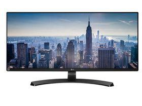 """LG 34UM68 34"""" UltraWide Full HD IPS Monitor"""