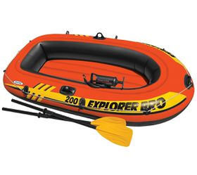 Intex - Pro 200 Boat Explorer