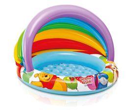 Intex - 102 x 68cm Winnie Pooh Baby Pool