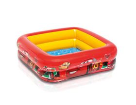 Intex - Cars Play Box Pool