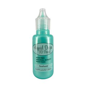 Ultimate Crafts Liquid Drops 3D Pearls - Seafoam