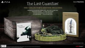 The Last Guardian Collectors Edition (PS4)