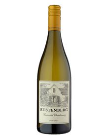 Rustenberg - Stellenbosch Unwooded Chardonnay - 750ml