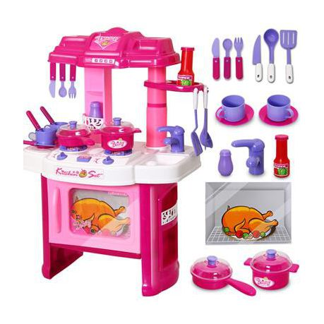 Girls Beauty Kitchen Play Set Buy Online In South Africa
