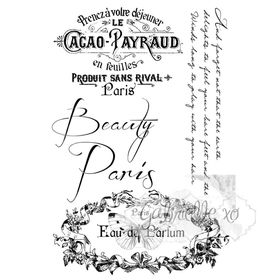 49 and Market Stamp Set - Gabi's Label