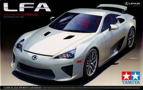 1:24 Lexus LFA Model Kit