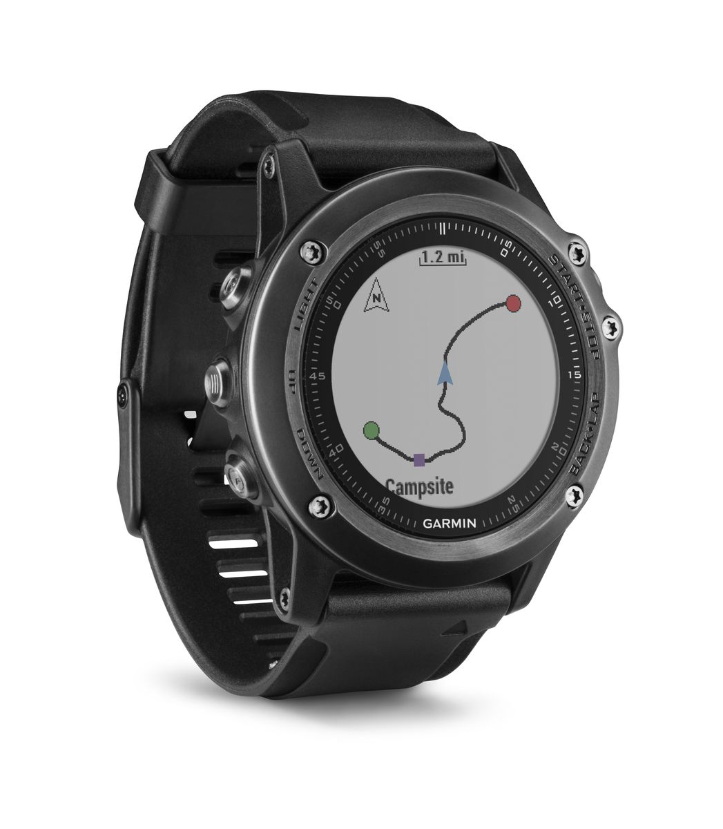 grey band garmin home slate sapphire fenix with black