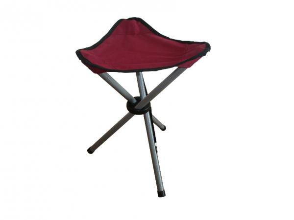 Bushtec   Steel Three Leg Chair. Loading Zoom