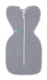 Love To Dream - Swaddle Up Original Grey - Extra Small