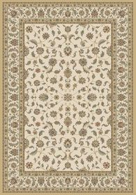 Rugs Original Kirman - Beige & Ivory Open Field