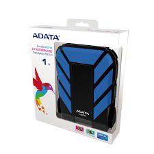 Adata HD710 USB3.0 1TB External Hard Drive - Blue