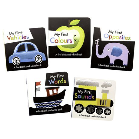 Early Learning Board Book Bundle Buy Online In South Africa
