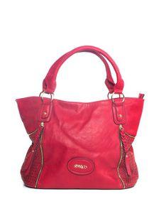 Parco Collection Red Handbag