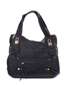 Parco Collection Black Handbag