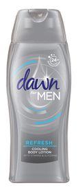 Dawn For Men Refresh Body Lotion 400ml