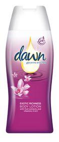 Dawn Exotic Richness Body Lotion 400ml